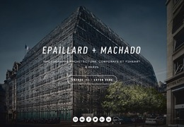 Epaillard + Machado - Photographes à Paris