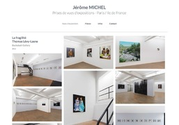 Jerome Michel - photographe d'art contemporain